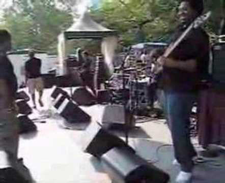 "Ryan Shaw - ""Nobody"" @ Central Park`s Summerstage"