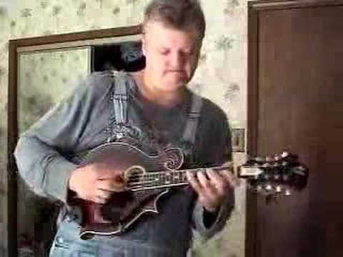 Voodoo Child -- Hendrix on the mandolin