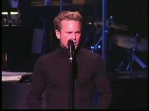 DON`T RAIN ON MY PARADE (Funny Girl) sung by Sam Harris, Live, in Concert!