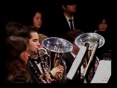 SDSU Wind Symphony - Mannin Veen