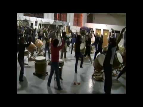 San Jose Taiko: Taiko Weekend Intensive 2010