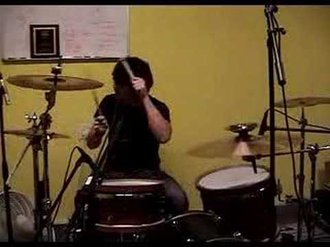 Saosin - Sleepers *Drums Only* 1.31.07