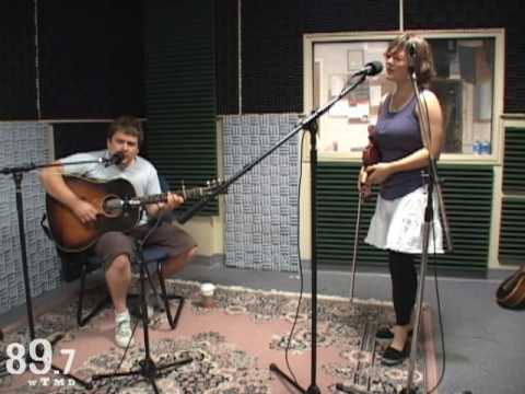 "Sara Watkins performs ""All This Time"" Live at WTMD"