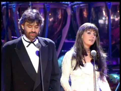 Sarah Brightman - Time To Say Good Bye (With Andrea Bocelli)