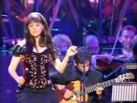 Sarah Brightman - Tu quieres volver (live)