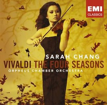 Sarah Chang - Presto (Summer) from Vivaldi`s Four Seasons