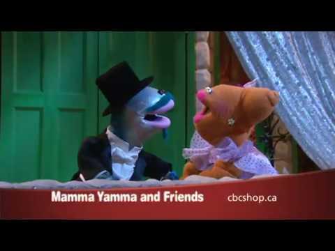 Mamma Yamma CD