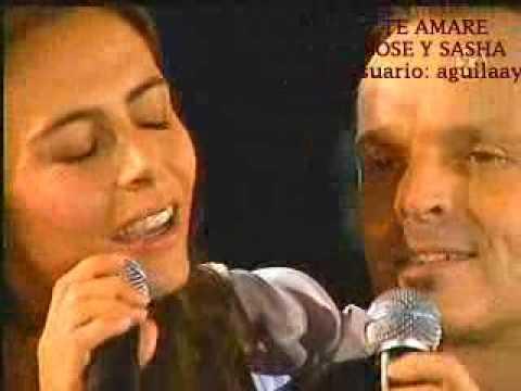 Te Amar� -- Miguel Bos� y Sasha Sokol