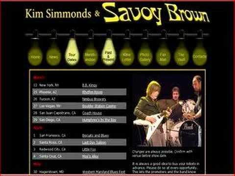 Savoy Brown - Louisiana Blues