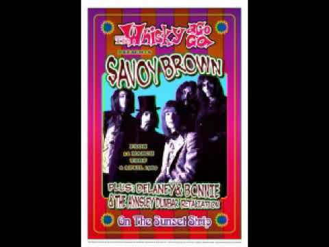 savoy brown -I Can`t Get Next to You