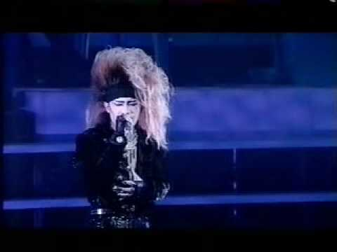 X Japan - Say Anything - Live 1991 (With Orchestra)