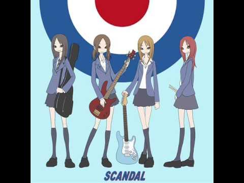 "SCANDAL - ""Kagerou"""