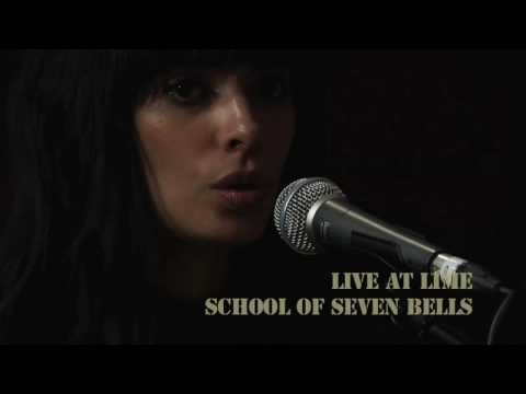 "Live at Lime with School of Seven Bells - ""White Elephant Coat"""