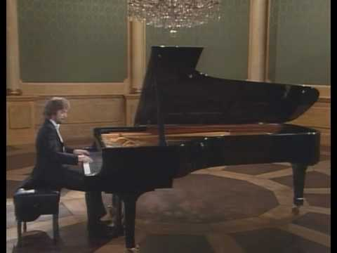 Zimerman plays Schubert Impromptu Op. 90 No. 3
