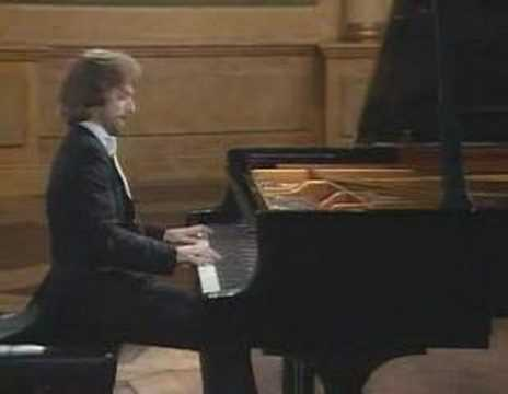 Zimerman plays Schubert Impromptu Op. 90 No. 4