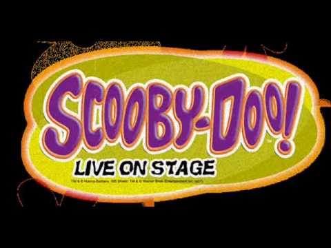 Scooby Doo Live On Stage - Mappamondo