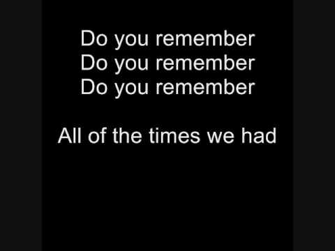 Do You Remember - Jay Sean ft. Sean Paul & Lil Jon [LYRICS][FREE MP3]