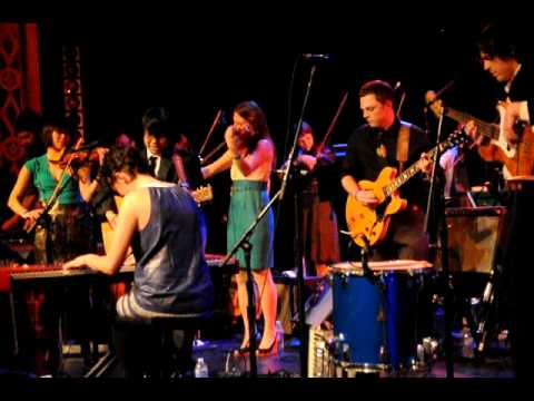 "Grand Hallway (with Seattle Rock Orchestra & Perkins School Choir) - ""Raindrops"""
