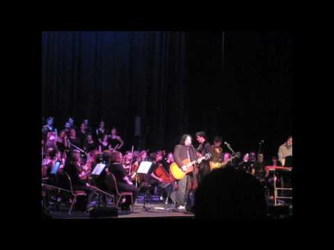 "Seattle Rock Orchestra w. Jon Auer (Posies) - A Tribute to David Bowie ""Quicksand"" 3/26/10"