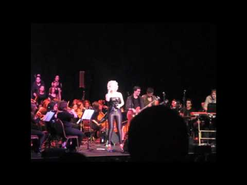 "Seattle Rock Orchestra w. Alessandra Rose - A Tribute To David Bowie - ""Life On Mars?"" Seattl"