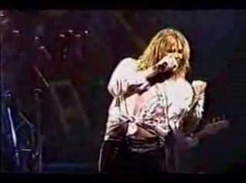 Sebastian Bach - I Remember You