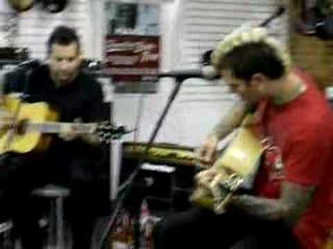 MXPX - You`re on Fire Acoustic