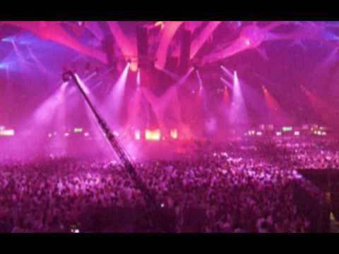Sensation White 2007 - Megamix Beginning @ Amsterdam Arena