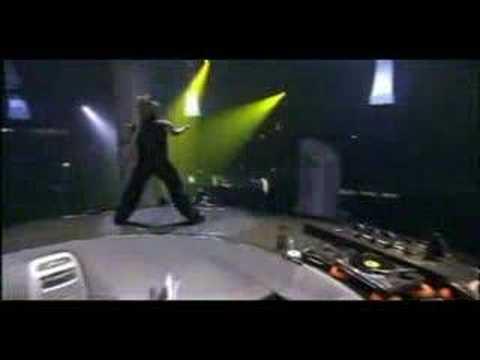 Yoji Biomehanika clip @ Sensation Black 2004