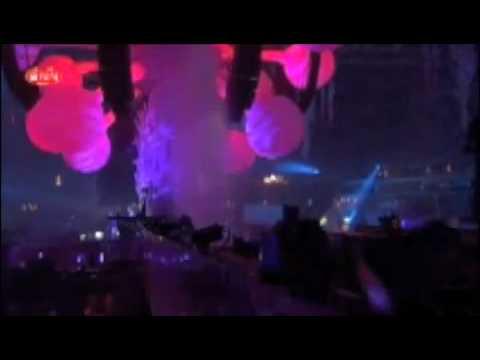 DJ Chuckie @ Sensation White 2008 Amsterdam ArenA