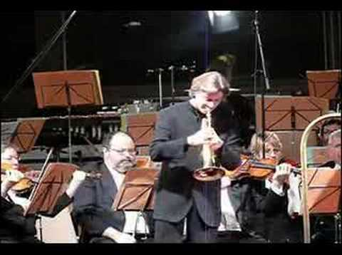 "Sergei Nakariakov ""Haydn Cello concerto in C"" 2nd movement"