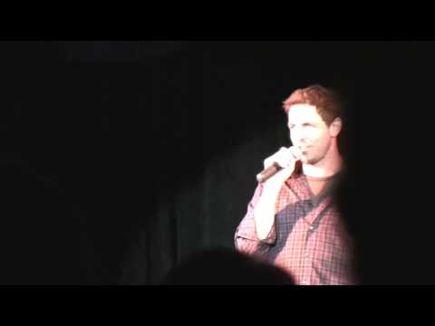 Seth Meyers from SNL at UTSA Part 5 of 7