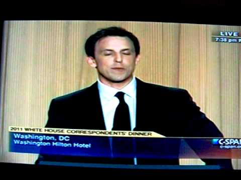 2011 White House Correspondents` Dinner