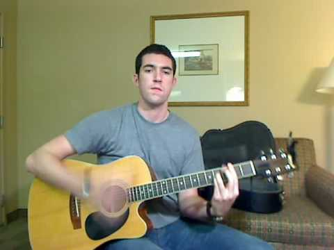 Seven Mary Three Cumbersome Acoustic Cover by Ryan Burns