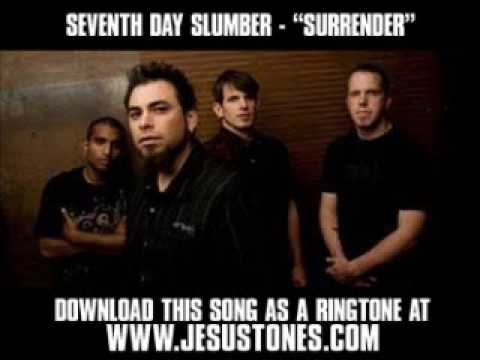 Seventh Day Slumber - Surrender [ Christian Music Video + Lyrics + Download ]