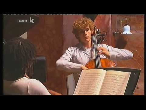 Johannes Brahms - Trio no. 1 for piano, violin and violoncello