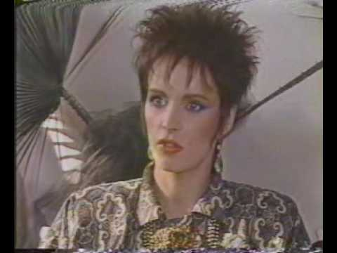 Sheena Easton shocks the world (1985)