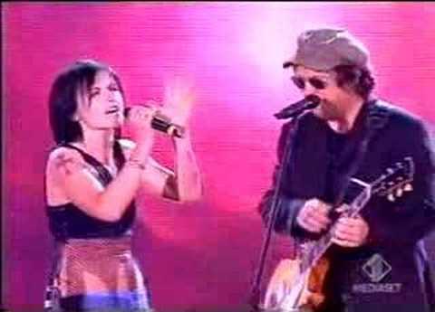 """Zucchero w/ Dolores O`Riordan """"Puro Amore""""(Pure Love)"""