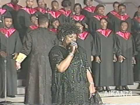 MAMA SHIRLEY CAESAR - YOU`RE NEXT IN LINE FOR A MIRACLE (PART 1)
