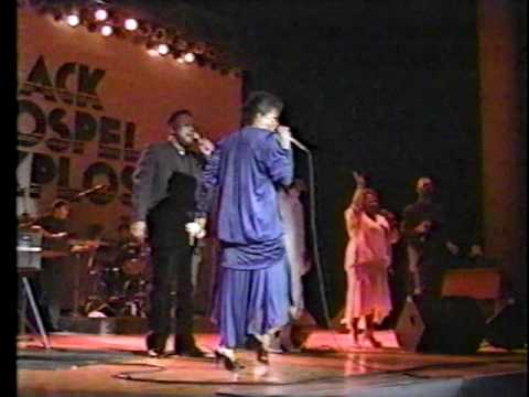 "Shirley Caesar ""Shouting John Hold My Mule"""