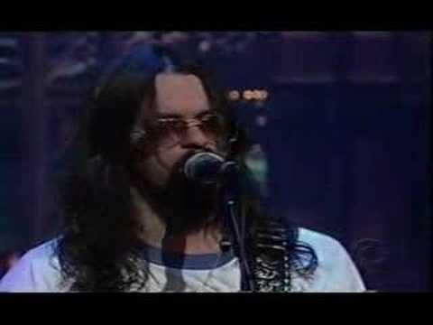 Shooter Jennings on David Letterman 2006