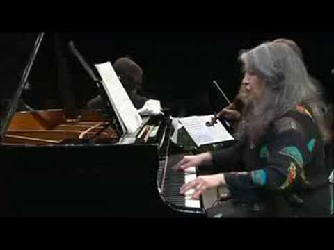 Martha Argerich, Mischa Maisky, Joshua Bell, Henning Kraggerud, Yuri Bashmet in Shostakovich