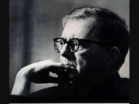 "Shostakovich Symphony No. 7 ""Leningrad"" 1st Movement part 1"