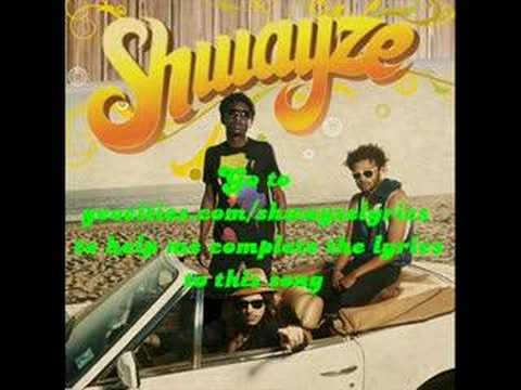 Shwayze - Wasted [Lyrics]