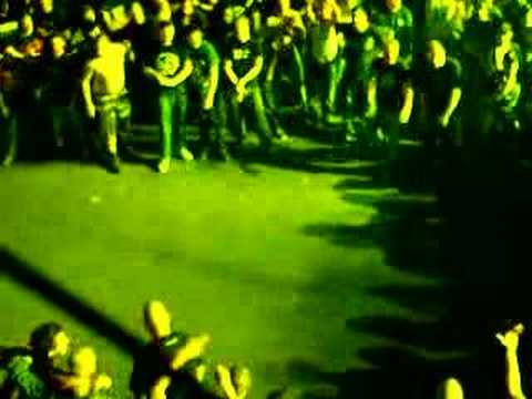 Sick of it all live - wall of death @ Persistence