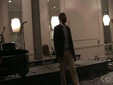Lowvoice3 sings @ NANM Convention