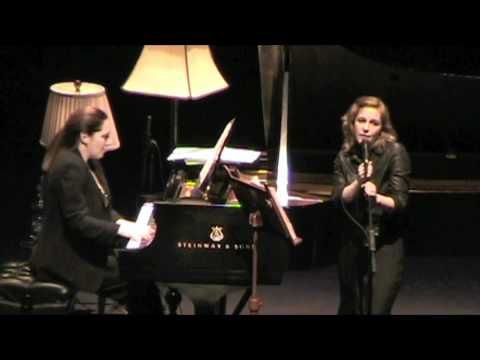 "Tift Merritt & Simone Dinnerstein ""Dido`s Lament/Don`t Explain"" Jan. 21, 2011 Durham, NC"