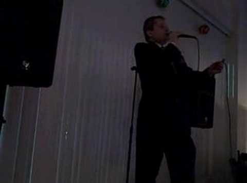 "Russ Martone Sings Sinatra Classic ""You And Me"""