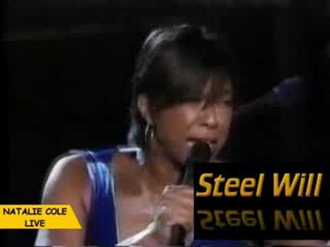 NATALIE COLE - OUR LOVE LIVE!