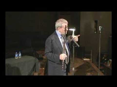 Sir James Galway Masterclass - Embouchure, Good Tone