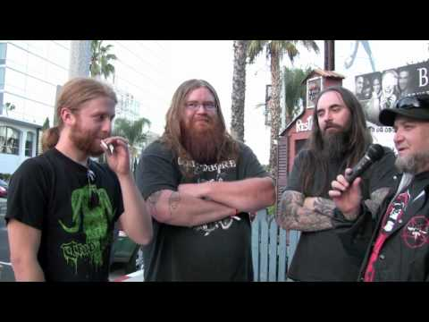 OzTV - Skeletonwitch Interview